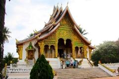 Laos, Luang Prabang, Königspalast
