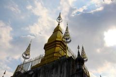 Laos, Luang Prabang, Mount Phousi