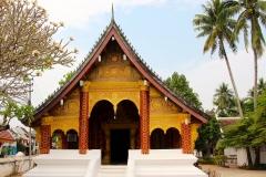 Laos, Luang Prabang, Wat Sibounheuang