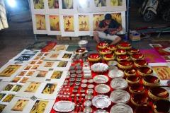 Laos, Luang Prabang, Nachtmarkt