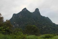 Laos, Am Nam Ou Fluss