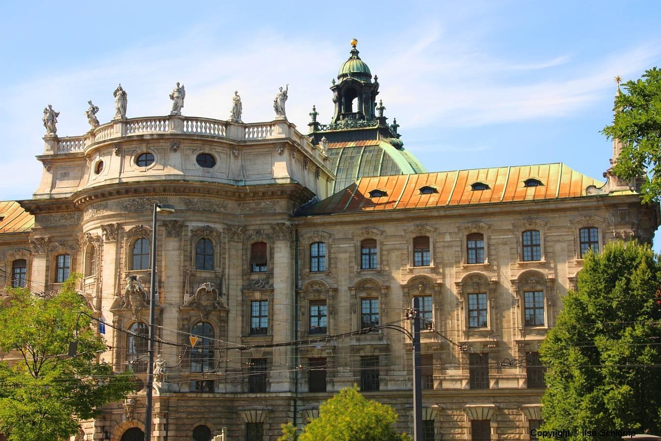 München, Justizpalast