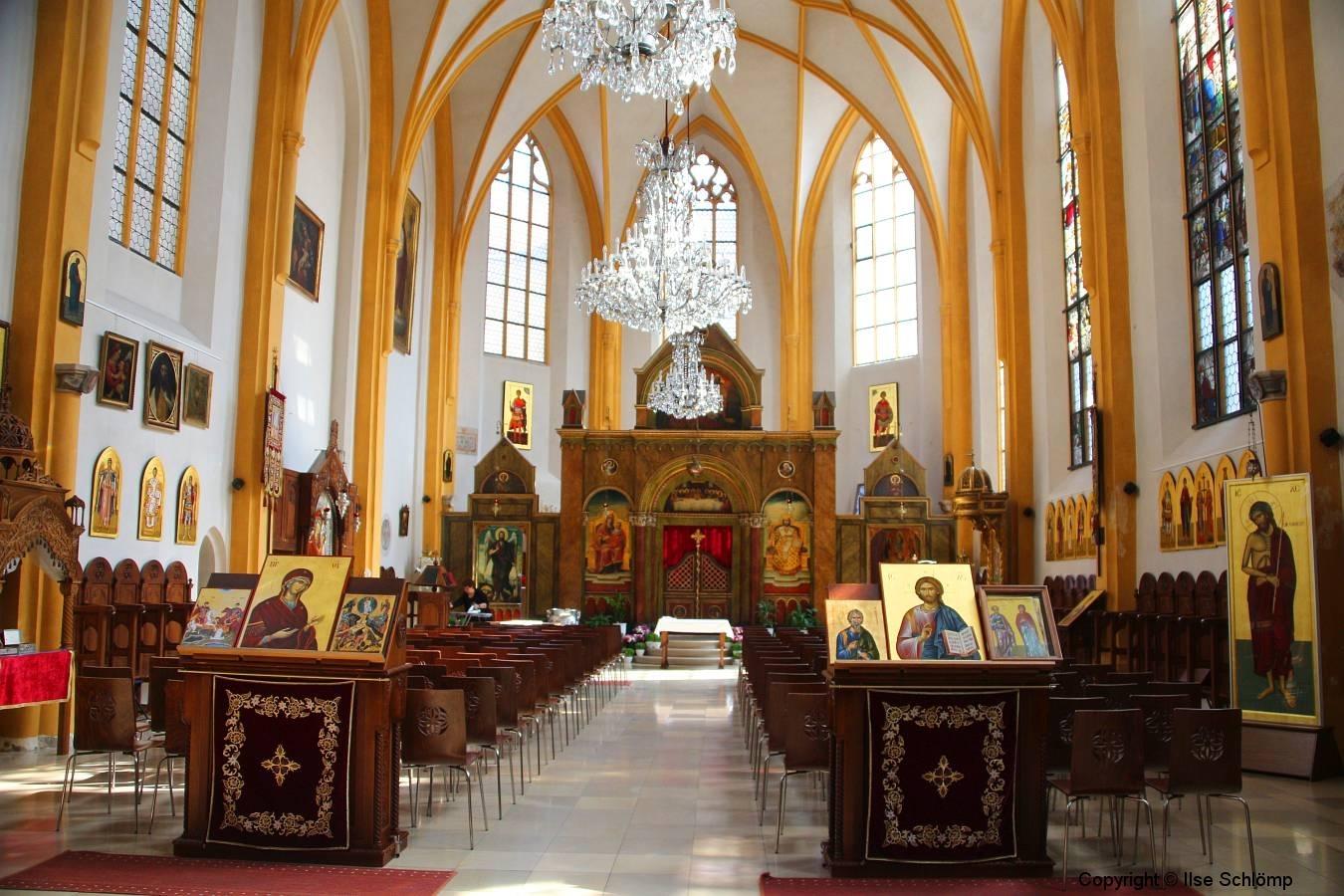 München, Griechisch-Orthodoxe Salvatorkirche