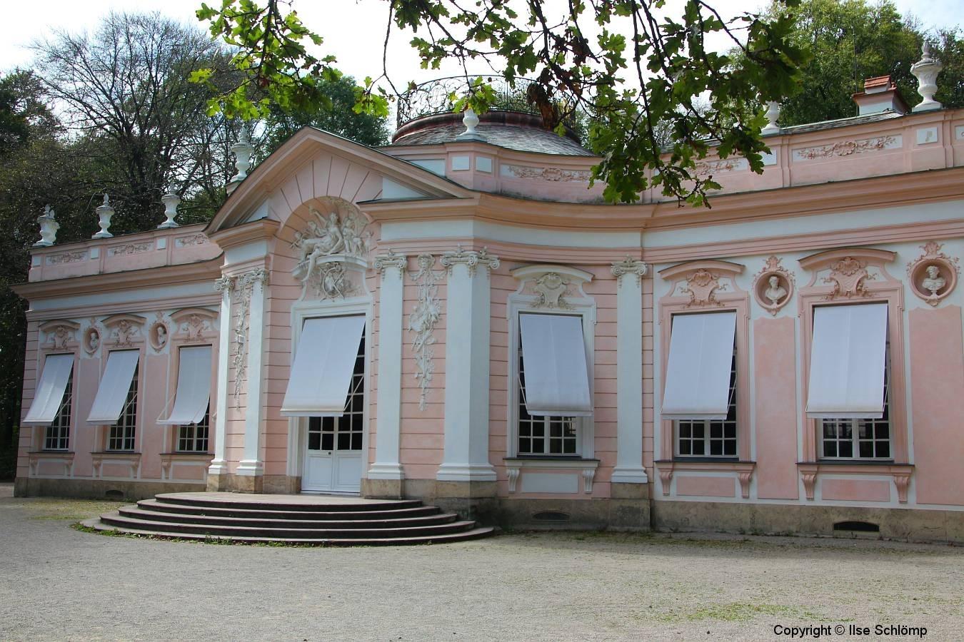 München, Schlosspark Nymphenburg, Amalienburg