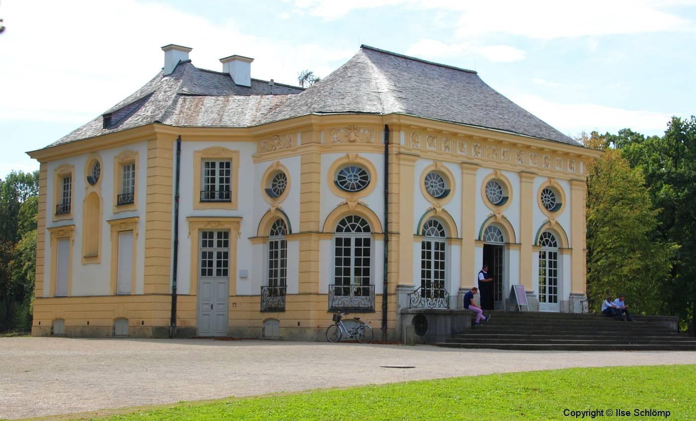 München, Schlosspark Nymphenburg, Badenburg