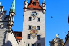München, Spielzeugmuseum im Turm des alten Rathauses