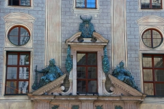 München, Residenzfassade