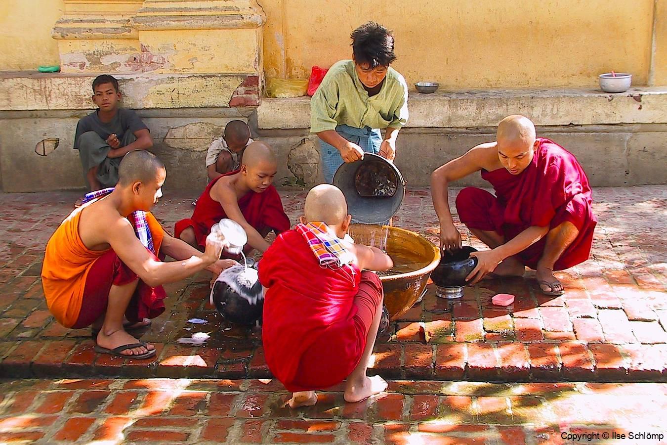 Myanmar, Amarapura, Maha Gandayon Kloster