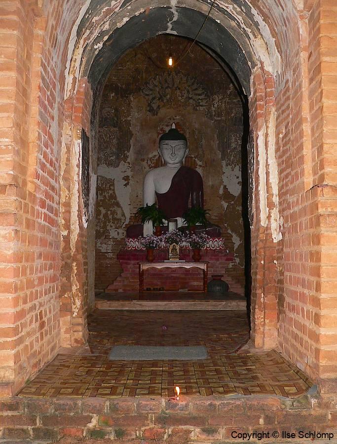 Myanmar, Bagan, Thazin Garden, Tempel