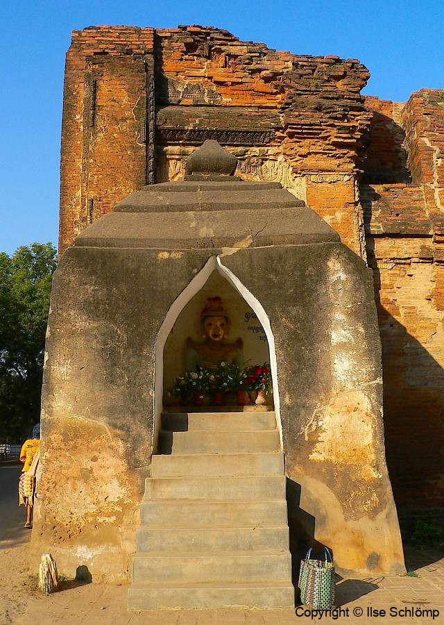 Myanmar, Bagan, Tharabha Tor