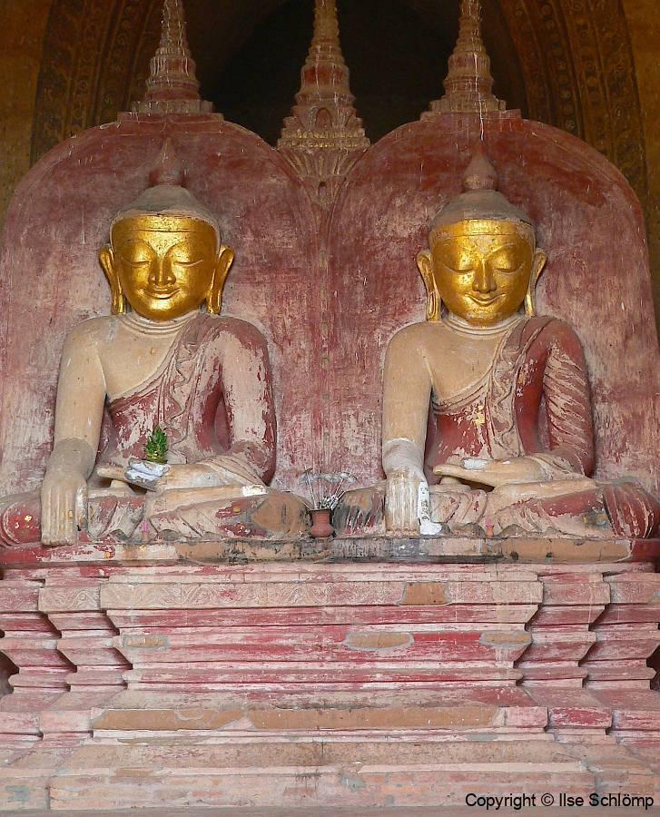 Myanmar, Bagan, Dhammayangyi Tempel