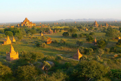 Myanmar, Bagan