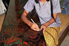 Myanmar, Bagan , Lackarbeiten