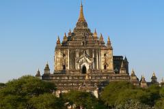 Myanmar, Bagan, Thatbyinnya Tempel