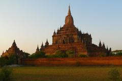 Myanmar, Bagan, Sulamani Tempel