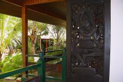 Myanmar, Bagan, Thazin Garden