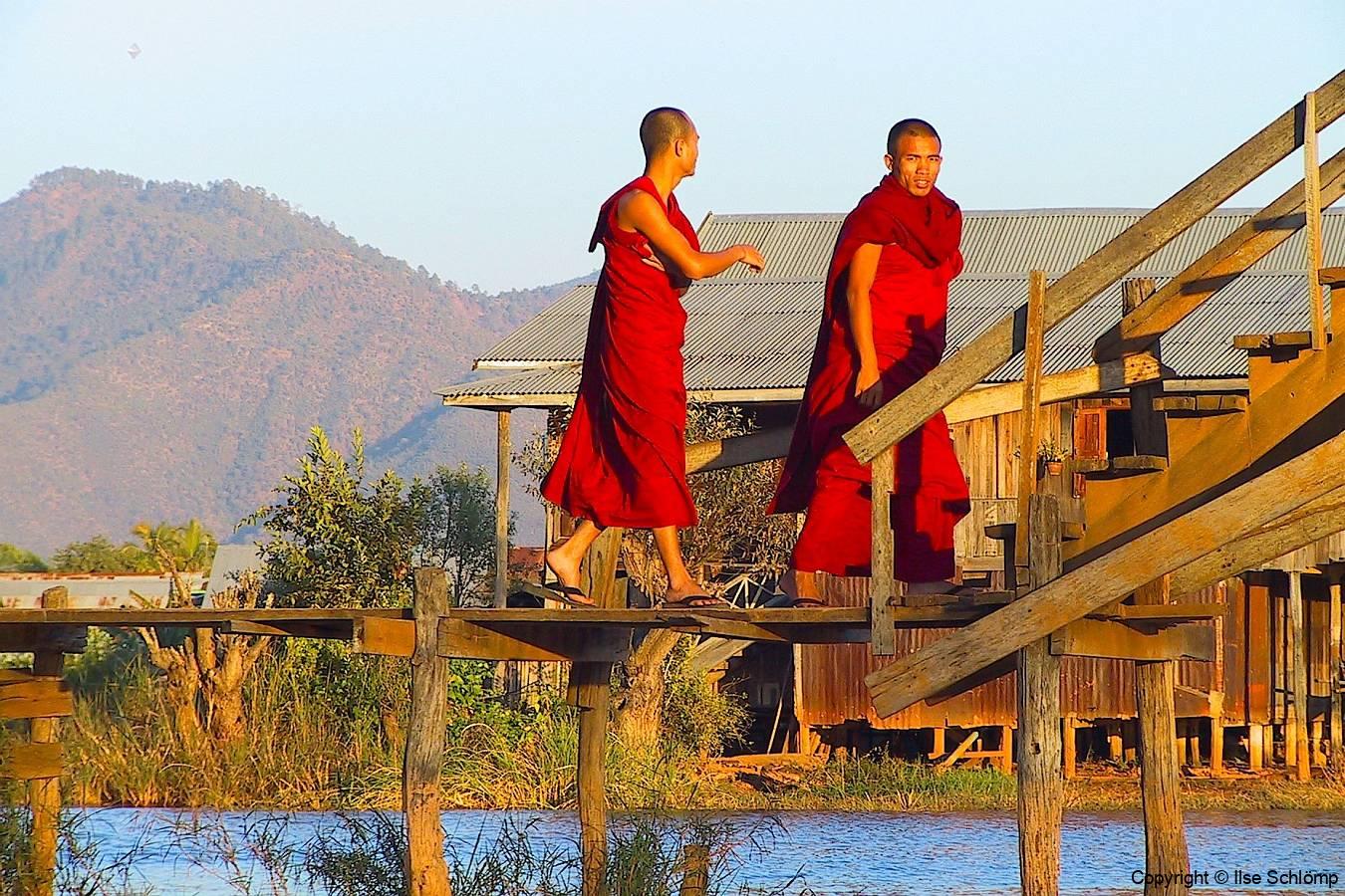 Myanmar, Inle-See