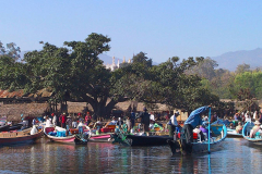 Myanmar, Inle-See, Taung Tho Markt