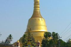Myanmar, Bago, Shwe Mawdaw Pagode