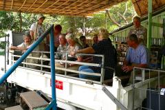 Myanmar, Wir fahren mit einem LKW zum Golden Rock