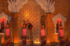 Myanmar, Mandalay, Birmanisches Tanztheater