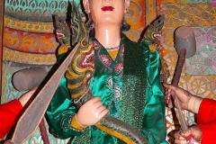 Myanmar, Mount Popa, 37 Natsschrein
