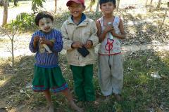 Myanmar, Besuch eines Palmzuckerbetriebes