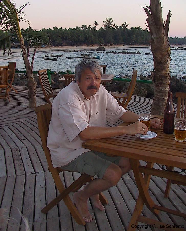 Myanmar, Ngapali Beach, Kap