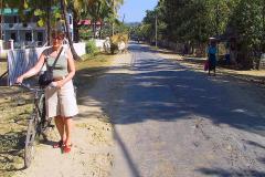 Myanmar, Ngapali Beach, Mit dem Fahrrad in die nähere Umgebung