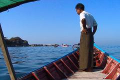 Myanmar, Ngapali Beach, Wir schnorcheln