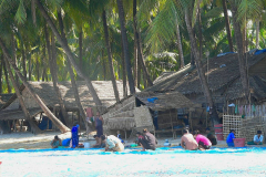 Myanmar, Ngapali Beach, Fischer