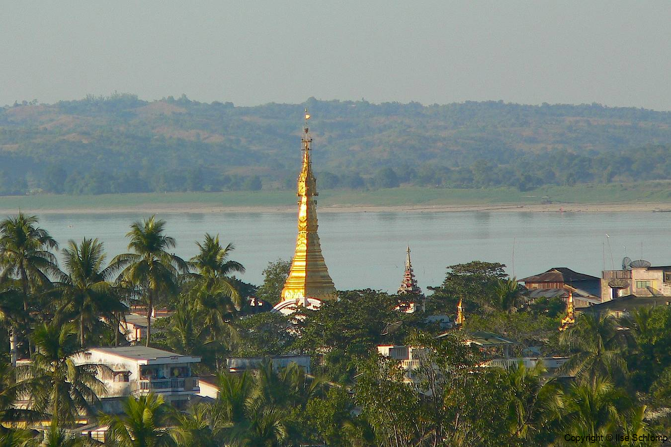 Myanmar, Pyay