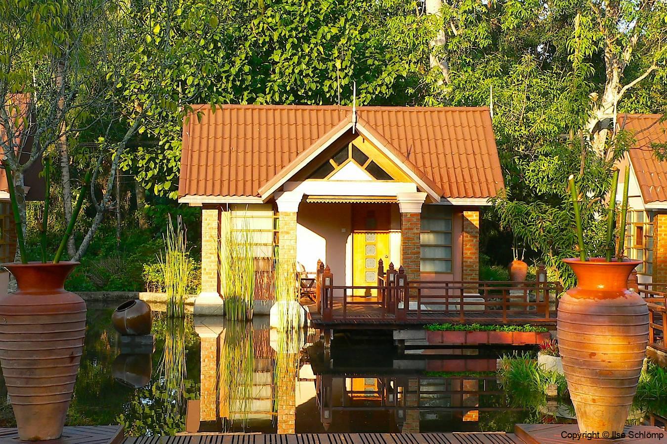 Myanmar, Pyay, Mingalar Garden Resort