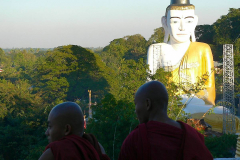 Myanmar, Pyay, Shwesandaw Pagode, Sehtatgyi Buddha