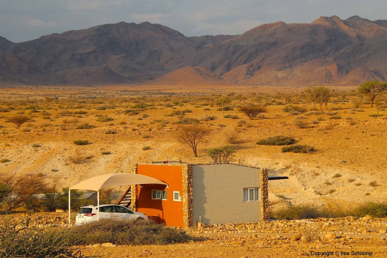 Namibia, Namib Naukluft Nationalpark, Agama River Camp