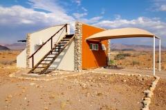 Namibia, Namib Naukluft Nationalpark, Agama River Camp