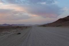 Namibia, Namib Naukluft Nationalpark, Abendstimmung