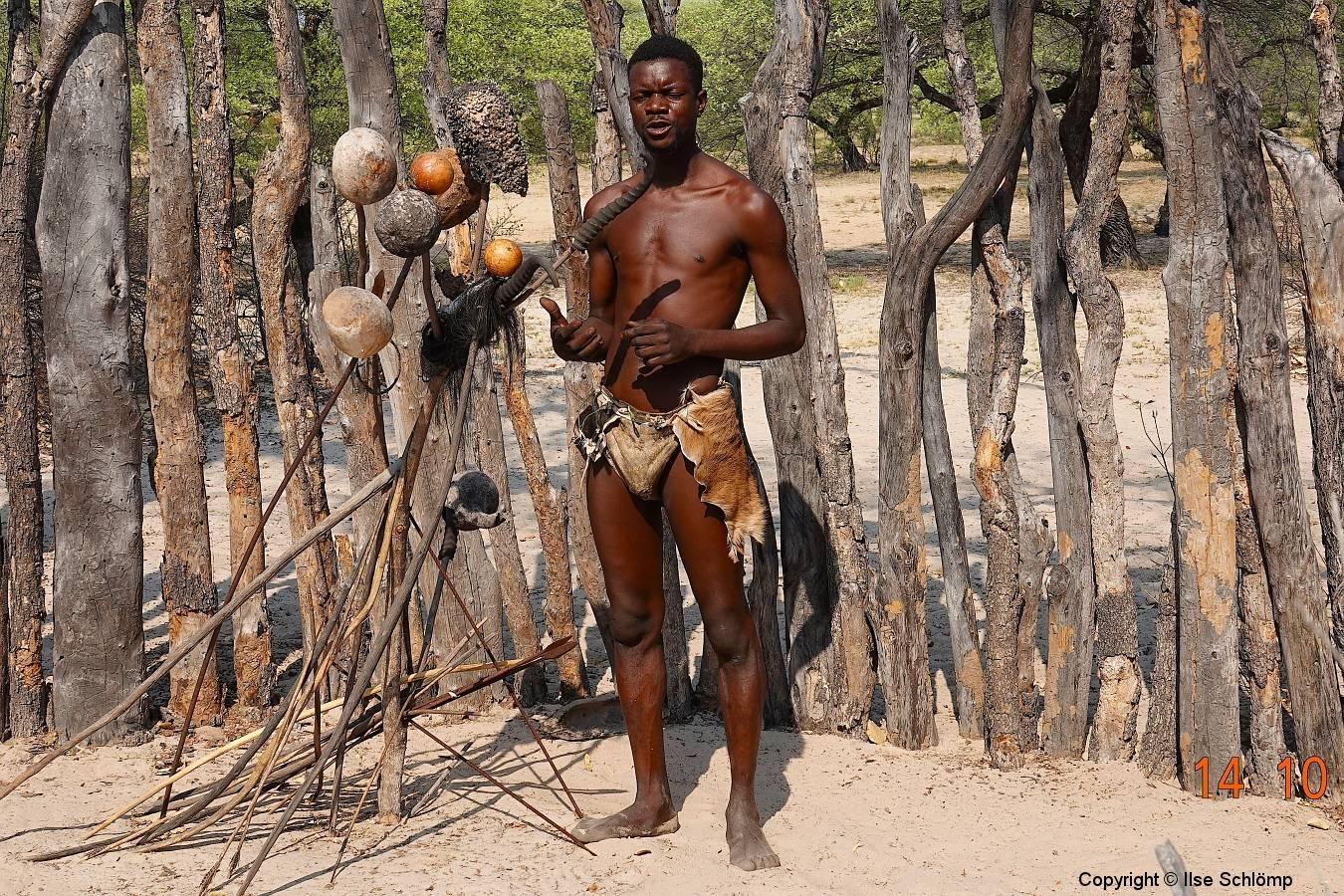 Namibia, , Kavango, Rundu, Mbunza Living Museum
