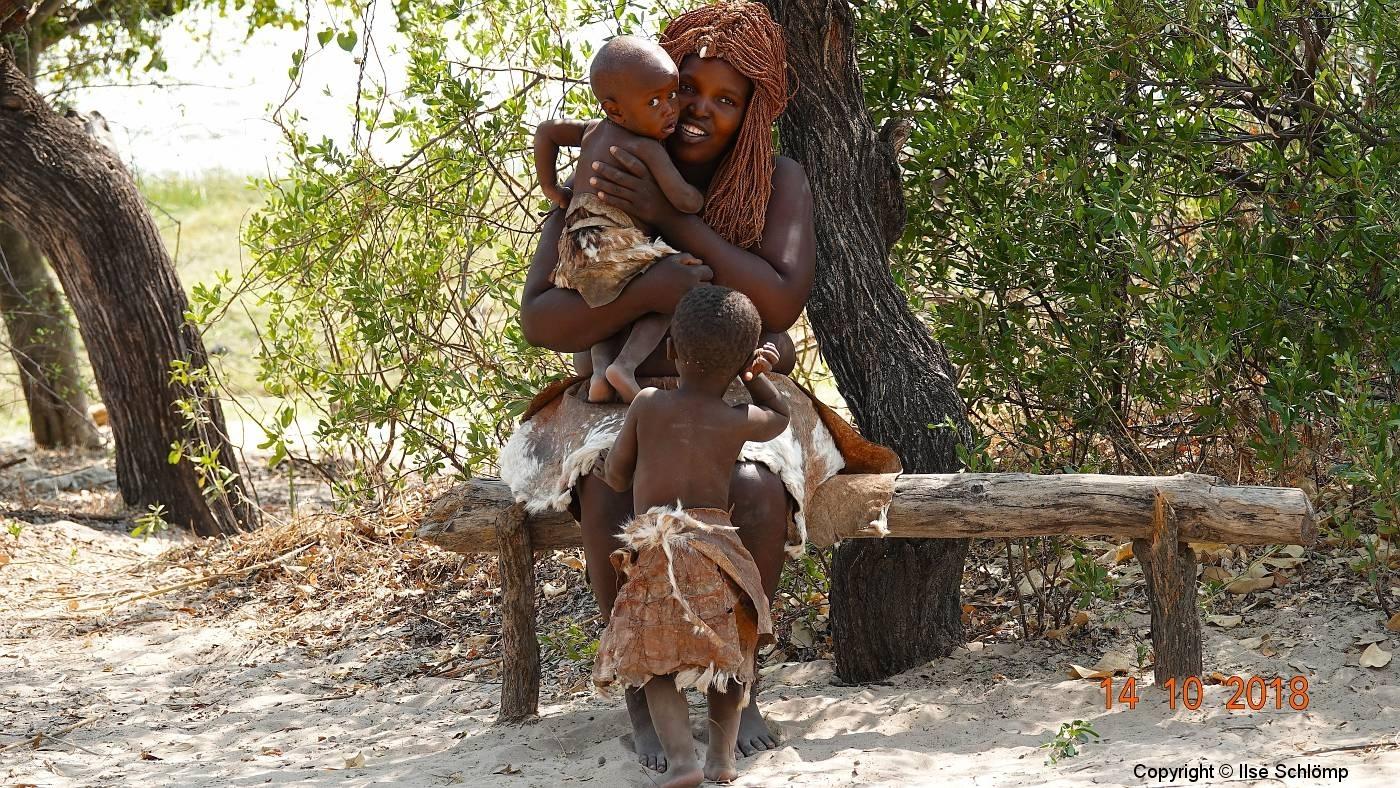 Namibia, Kavango, Rundu, Mbunza Living Museum