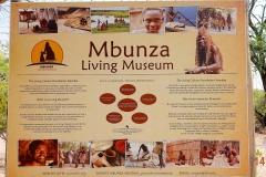Namibia, Rundu, Mbunza Living Museum