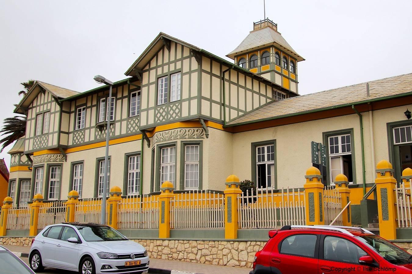 Namibia, Swakopmund, Woermannhaus