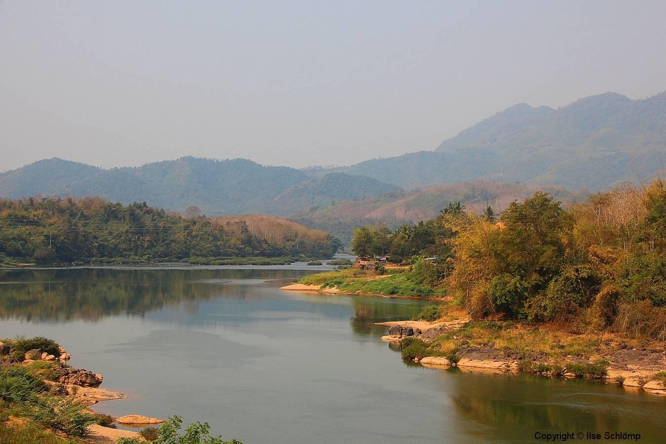 Laos, Nam Ou Fluss