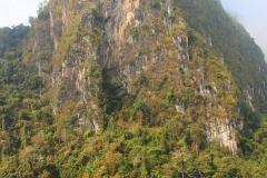 Laos, Ban Nong Khiaw, Nam Ou Fluss