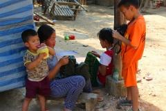 Laos, Nong Khiaw