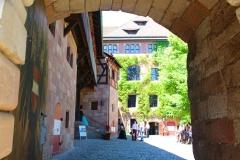 Nürnberg, Nürnberger Burg