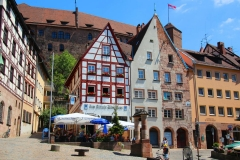Nürnberg, Tiergärtnertorplatz