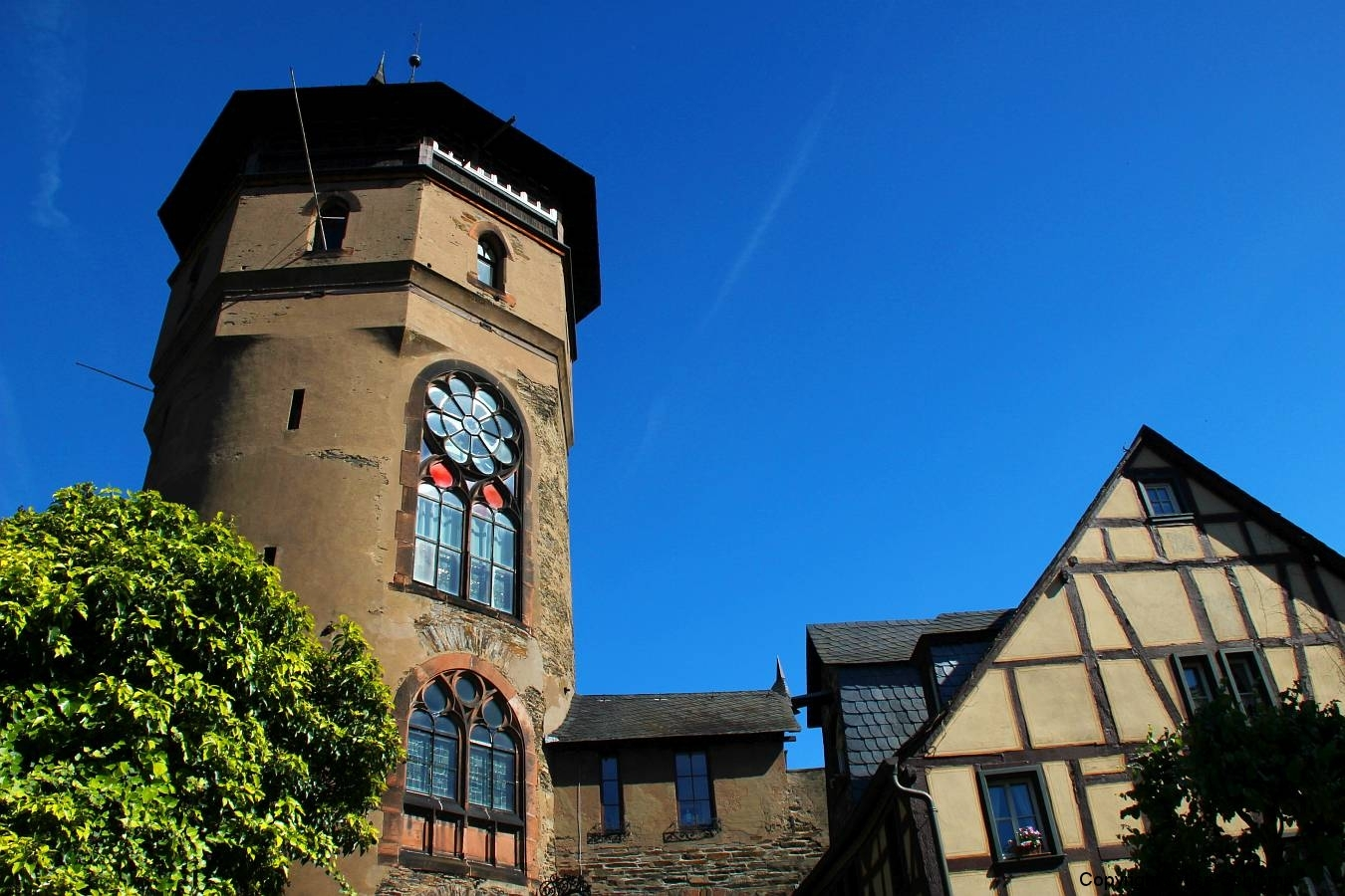 Oberwesel, Roter Turm / Haags-Turm