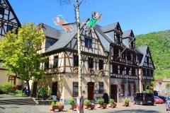 Oberwesel, Marktplatz