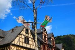 Oberwesel, Marktplatz, Walpurgishexen