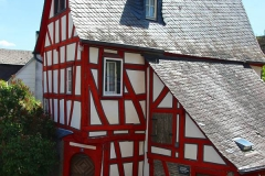 Oberwesel, ehemaliges Küsterhäuschen aus dem Jahre 1625